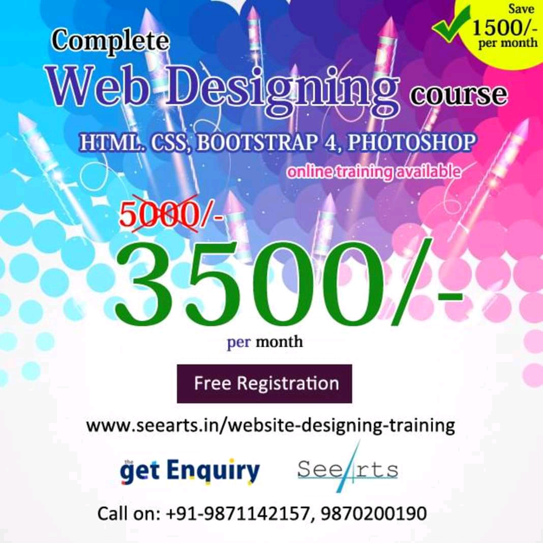Are you looking for a web designing training company in nawada